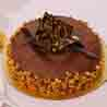 Affable Nutella Cake Half KG