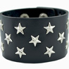 Alpha Man Star Celebrity Style In Black Bracelet